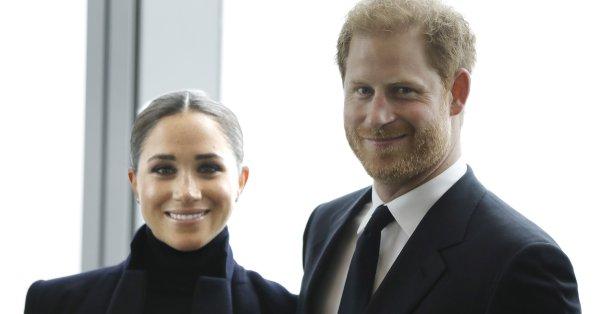 Откакто вече не са кралски особи, Меган Маркъл и съпругът