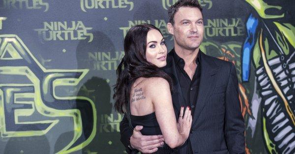 Меган Фокс и Брайън Остин Грийн вече не са семейство.