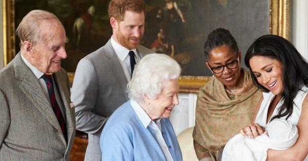 Наскоро Меган Маркъл и принц Хари отпразнуваха втория рожден ден