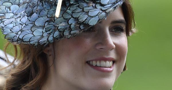 31-годишната внучка на кралица Елизабет II, принцеса Юджини, сподели в