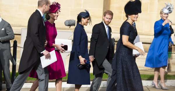 Кралските наследниципринц Уилям и принц Харисе събират отново в спомените