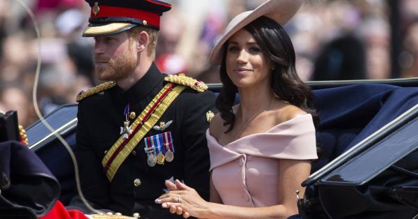 Принц Хари и Меган Маркъл станаха родители за втори път.