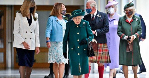 Кралското семейство на Великобритания често е поздравявано за своя безупречен