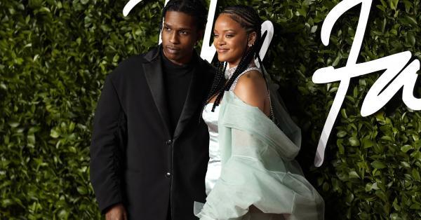 A$AP Rocky сподели, че Риана е единствената жена за него.
