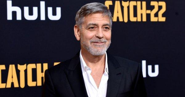 Джордж Клуни не само е чудесен актьор, но е и