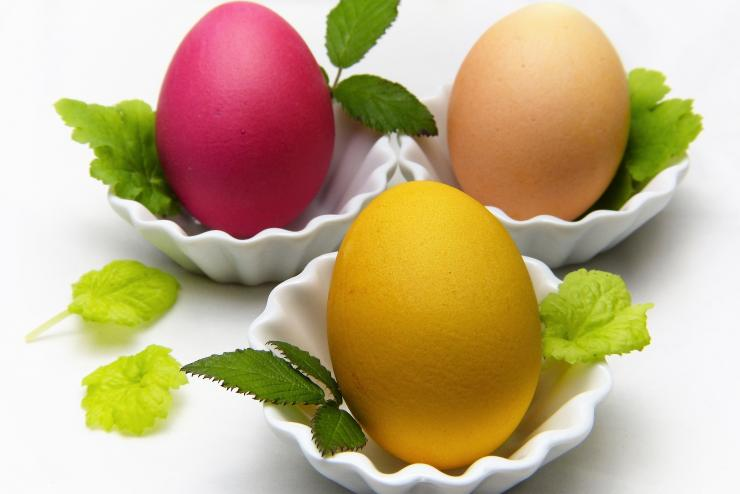 яйца, роспись